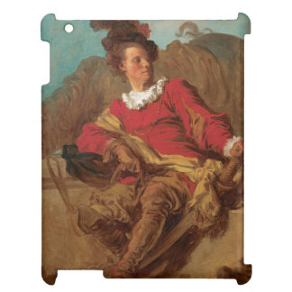 Abbot Dressed as Spaniard by Fragonard Case For The iPad