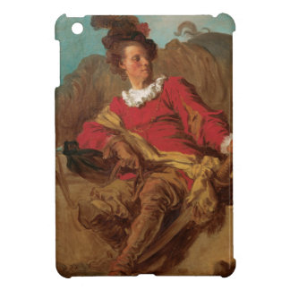 Abbot Dressed as Spaniard by Fragonard Cover For The iPad Mini
