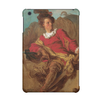 Abbot Dressed as Spaniard by Fragonard iPad Mini Cover
