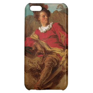 Abbot Dressed as Spaniard by Fragonard iPhone 5C Covers