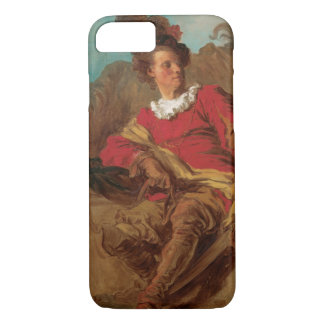 Abbot Dressed as Spaniard by Fragonard iPhone 7 Case