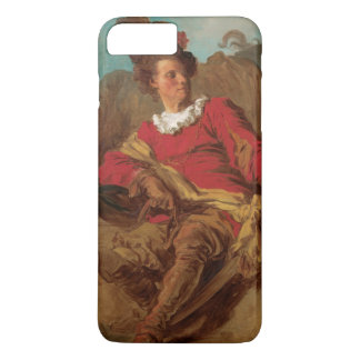 Abbot Dressed as Spaniard by Fragonard iPhone 7 Plus Case
