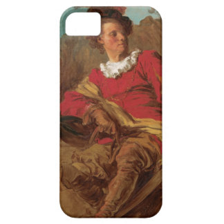 Abbot Dressed as Spaniard by Fragonard iPhone SE/5/5s Case
