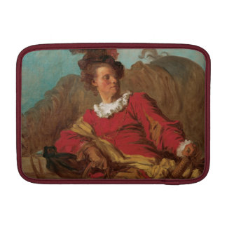 Abbot Dressed as Spaniard by Fragonard Sleeve For MacBook Air