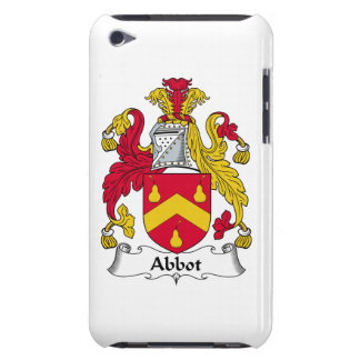 Abbot Family Crest iPod Case-Mate Cases