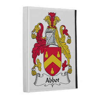 Abbot Family Crest iPad Cases