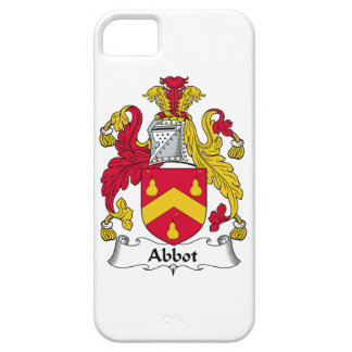 Abbot Family Crest iPhone 5 Cover