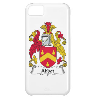 Abbot Family Crest iPhone 5C Cover