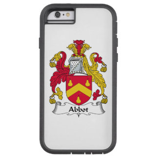 Abbot Family Crest Tough Xtreme iPhone 6 Case
