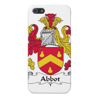 Abbot Family Crest iPhone 5 Covers