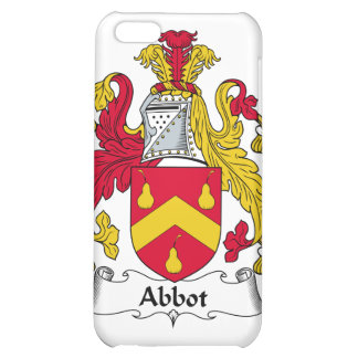 Abbot Family Crest Cover For iPhone 5C