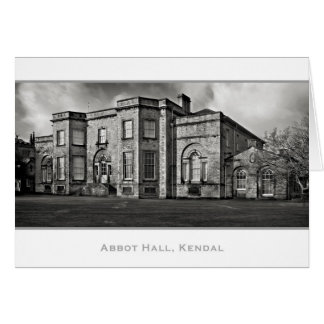 Abbot Hall, Kendal, Cumbria Greeting Cards