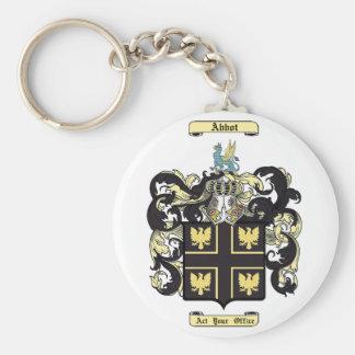 Abbot Keychain
