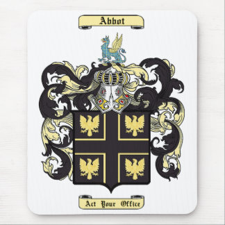 Abbot Mouse Pad