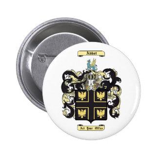 Abbot Pinback Button