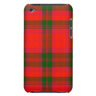 Abbot Scottish Tartan Barely There iPod Case