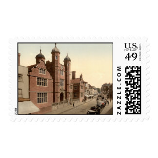 Abbot's Hospital, Guildford, Surrey, England Stamps