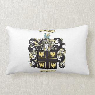 Abbots Throw Pillow