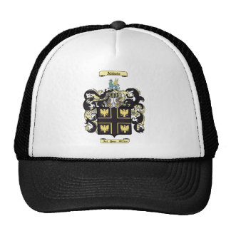 Abbots Trucker Hat