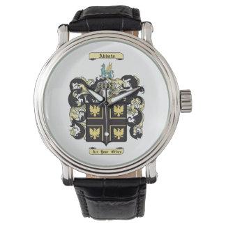 Abbots Wristwatch