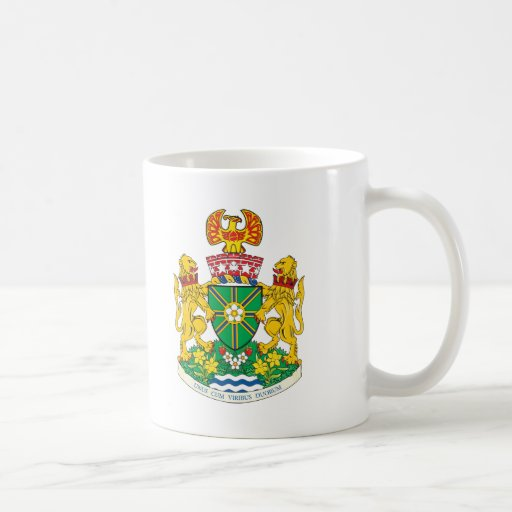 Abbotsford Coat of Arms Mug
