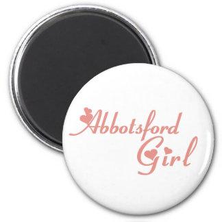 Abbotsford Girl Magnet