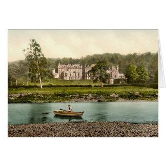 Abbotsford House, Scottish Borders, Scotland Card