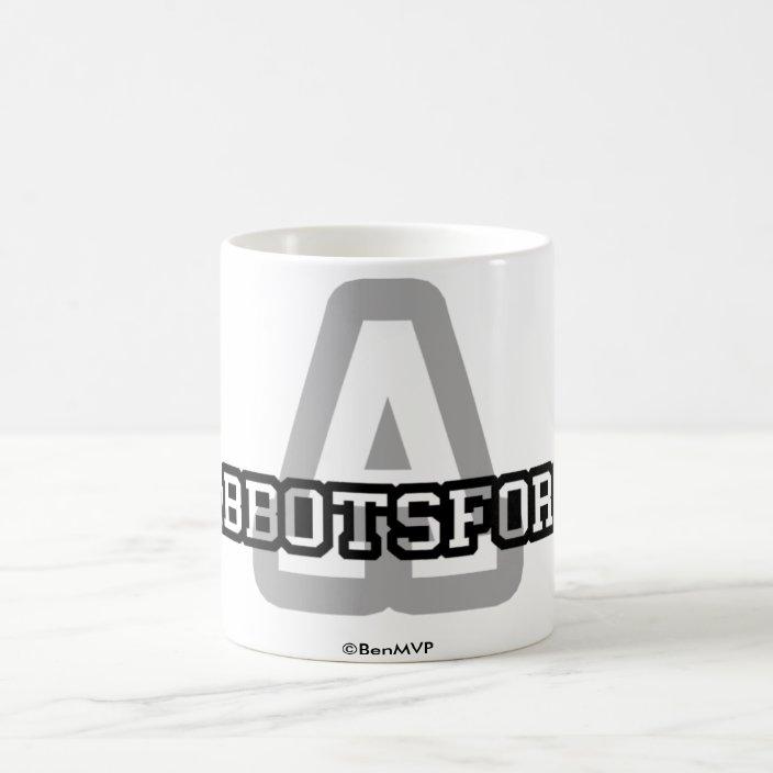 Abbotsford Mug