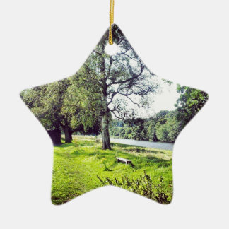 Abbotsford Christmas Ornament