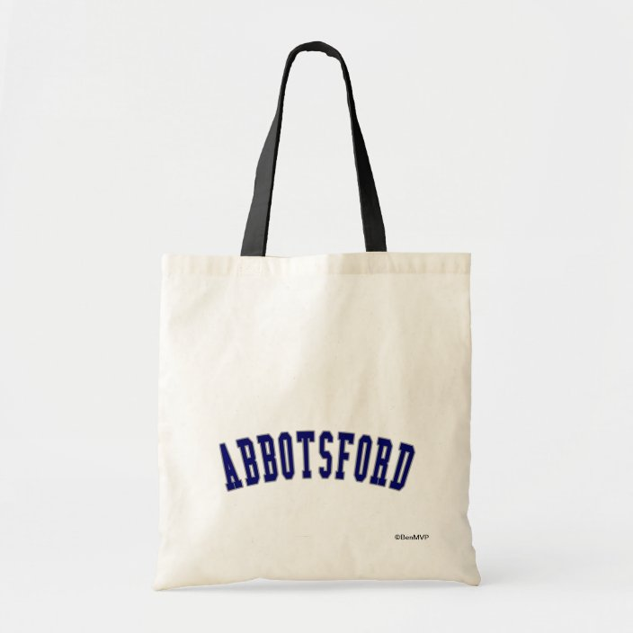 Abbotsford Tote Bag