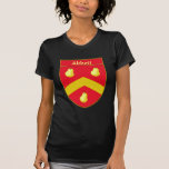Abbott Coat of Arms/Family Crest T-shirts