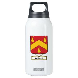 Abbott Family Crest Insulated Water Bottle