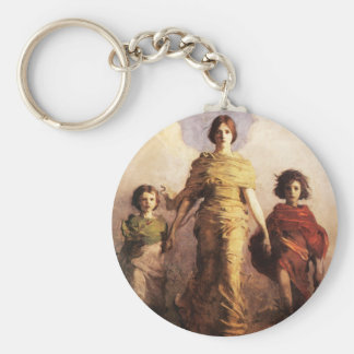 Abbott Handerson Thayer A Virgin Key Chain