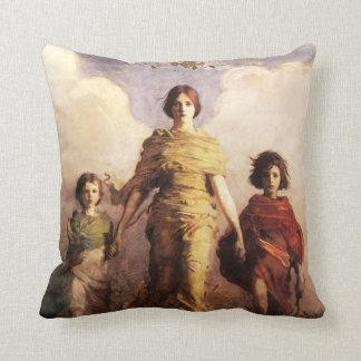 Abbott Handerson Thayer A Virgin Pillow