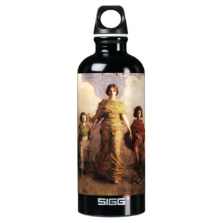 Abbott Handerson Thayer A Virgin Water Bottle