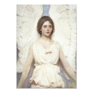 Abbott Handerson Thayer - Angel Card