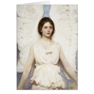 Abbott Handerson Thayer Angel Note Card