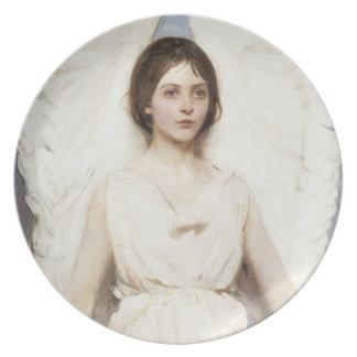 Abbott Handerson Thayer Angel Plate