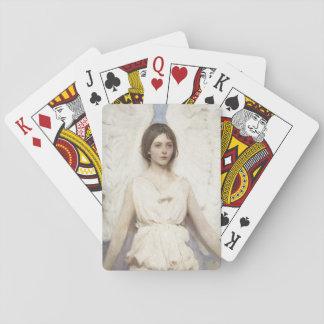 Abbott Handerson Thayer - Angel Poker Cards