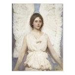 Abbott Handerson Thayer - ángel Postales