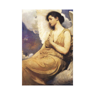 Abbott Handerson Thayer Winged Figure Canvas