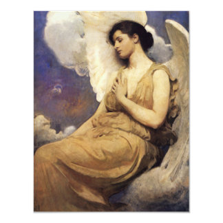 Abbott Handerson Thayer Winged Figure Invitations