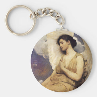 Abbott Handerson Thayer Winged Figure Key Chain