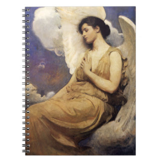 Abbott Handerson Thayer Winged Figure Notebook