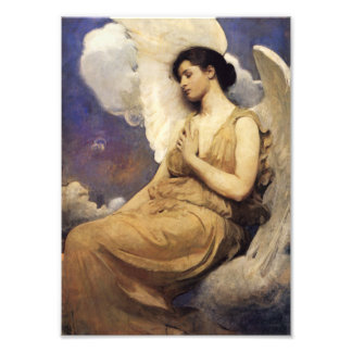 Abbott Handerson Thayer Winged Figure Photo Print
