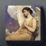 "Abbott Handerson Thayer Winged Figure Plaque<br><div class=""desc"">Abbott Handerson Thayer Winged Figure plaque. Oil painting on canvas from 1889. Abbott Handerson Thayer was an American artist and naturalist who is best recognized today as a painter of some of American art's finest angels. Winged Figure is one of Thayer's most famous works featuring a brown haired angel with...</div>"