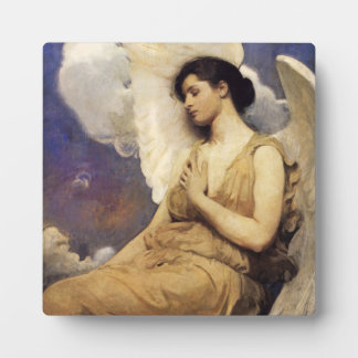 Abbott Handerson Thayer Winged Figure Plaque