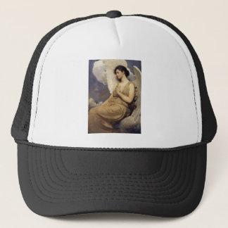 Abbott Handerson Thayer Winged Figure Trucker Hat