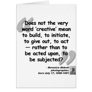 Abbott Quote.png creativo Felicitacion