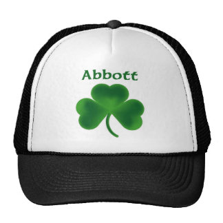 Abbott Shamrock Trucker Hat